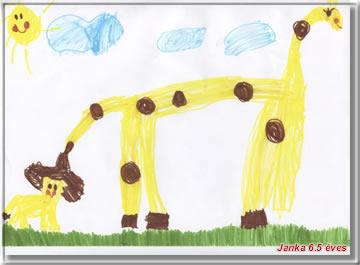 Kép: Gyermekrajz 857 képeslap.