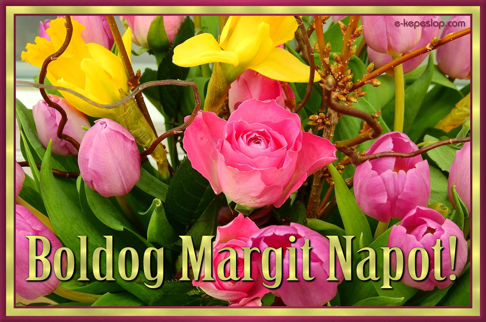 margit napi köszöntő Képeslap Margit napra   Képeslapküldés   e kepeslap.com margit napi köszöntő