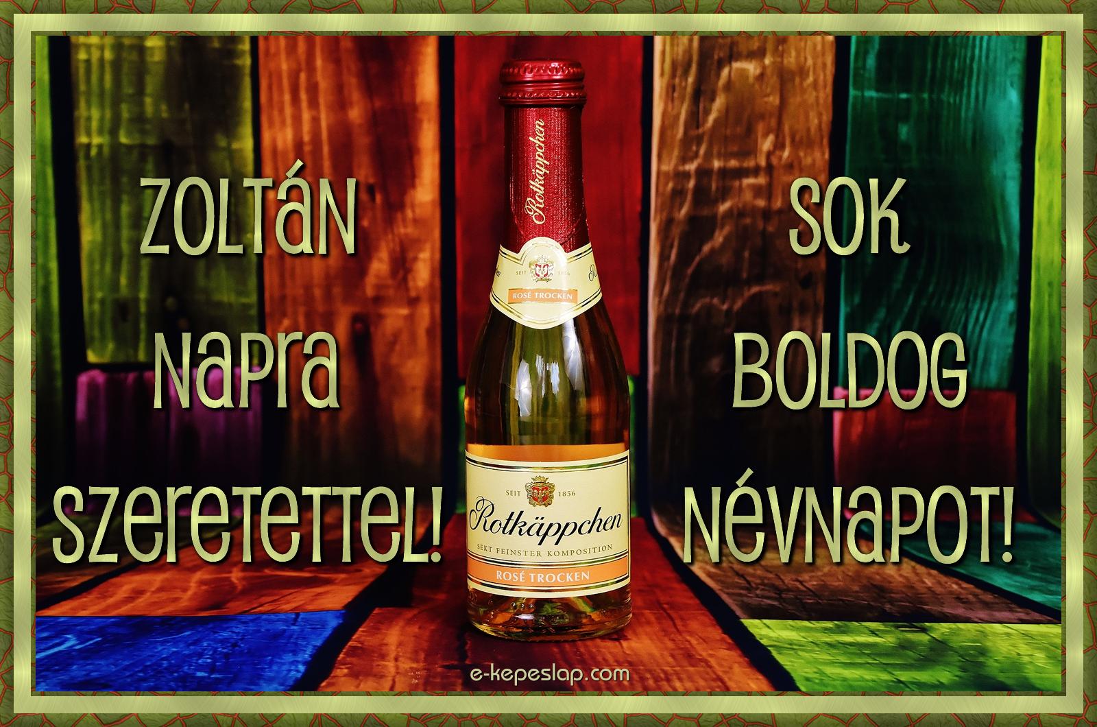 képek zoltán napra Névre szóló képeslap Zoltán napra   Képeslapküldés   e kepeslap.com képek zoltán napra