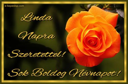névnapi képek küldése Linda névnapi képeslap küldése képeslapként  Képeslapküldés   e  névnapi képek küldése