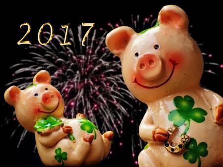 Sok szerencsét az új évben!