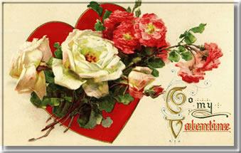 Kép: Valentin nap 937 képeslap.