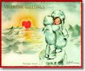 Képeslapküldés: Valentin nap 938 képeslap.