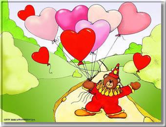 Kép: Valentin nap 940 képeslap.