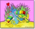Képeslapküldés: Valentin nap 941 képeslap.