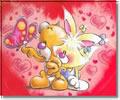 Képeslapküldés: Valentin nap 944 képeslap.